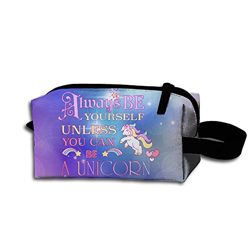 Always Be Yourself. Unless You Can Be A Unicorn Pencil Case