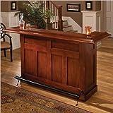 Best Hillsdale Furniture Wine Cabinets - Hillsdale Furniture 62578ACHE Classic Large 78