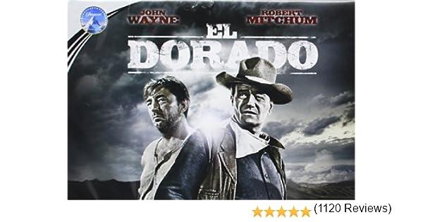 El Dorado - Edición Horizontal [DVD]: Amazon.es: John Wayne ...
