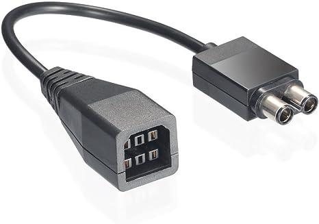 Xbox 360 cable de convertidor - TOOGOO(R) AC adaptador de ...