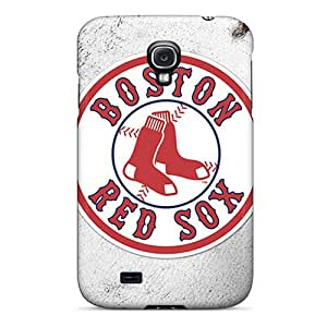 Premium Galaxy S4 Cases - Protective Skin - High Quality For Boston Red Sox