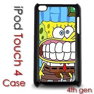 For SamSung Note 2 Case Cover gen Touch Plastic Case - Spongebob Squarepants