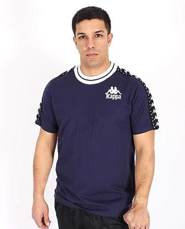 Camiseta de manga corta. Cuello redondo,Logo y nombre de la marca en el lado izquierdo superior del
