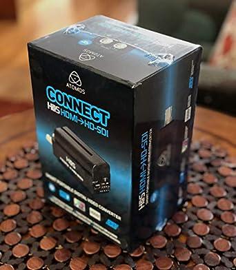 ATOMOS CONNECT DESCARGAR DRIVER