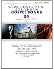 The World's Greatest Southern Gospel Songs: P/V/G
