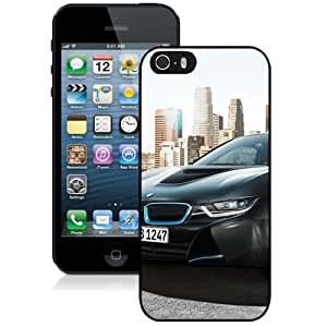 New Personalized Custom Designed For iPhone 5s Phone Case For 2015 BMW i8 Concept Phone Case Cover wangjiang maoyi