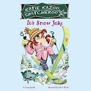 It's Snow Joke Audiobook