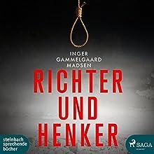 Richter und Henker (Rolando Benito 8) Hörbuch von Inger Gammelgaard Madsen Gesprochen von: Heidi Jürgens