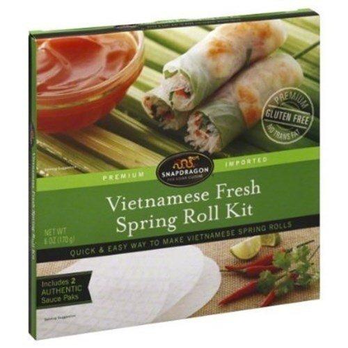 (Snapdragon Vietnamese Fresh Spring Roll Kit -- 1 Kit)