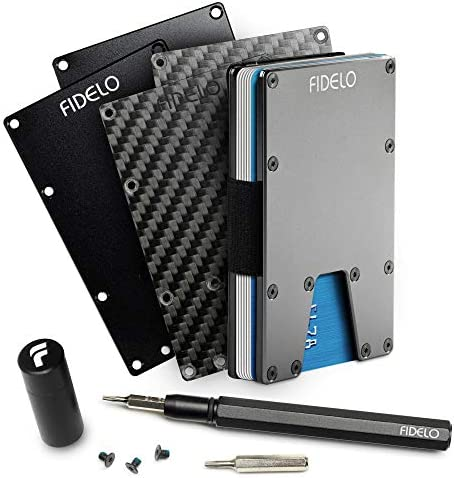 FIDELO Minimalist Wallet Men Credit product image
