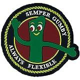 PatchOps Semper Gumby Always Flexible PVC Tactical Morale Patch