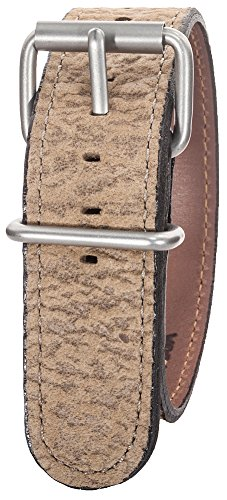 Bertucci B-151M Montanaro Survival Horween Leather Olive 22mm Watch Band