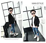 Boys' Fashion Blazers Casual Jackets