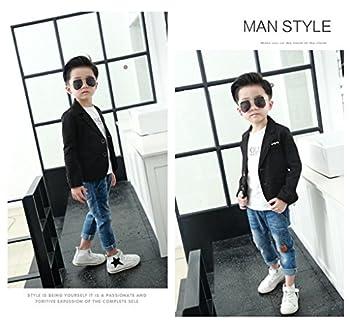Boys' Fashion Blazers Casual Jackets 3