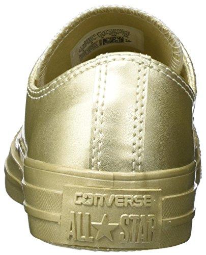 Light Adulte Star Mixte Light Converse Light All EU Basses Gold 752 38 41 Gold 5 Taylor Or Chuck Gold EU tFtPxqZ