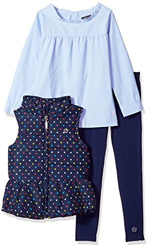 Limited Too Toddler Girls' Fashion Top, Vest and