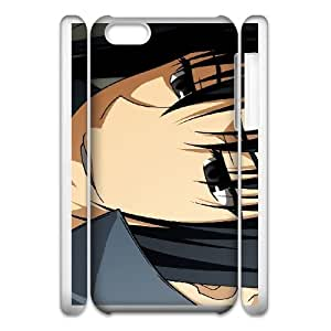 canaan anime vi iPhone 6 5.5 Inch Cell Phone Case 3D 53Go-087441
