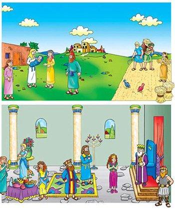 Beginners Bible Felt Story - 9