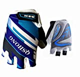 Kids Junior Cycling Gloves Outdoor Sport Road Mountain Bike...
