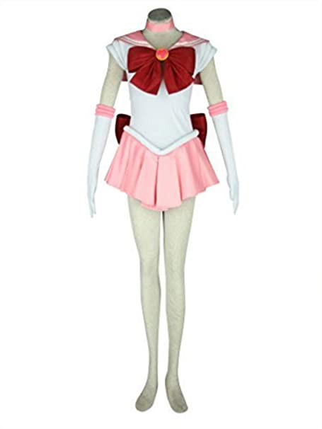 Amazon.com: RAIN Sailor Moon Cosplay Tsukino Usagi Costume ...