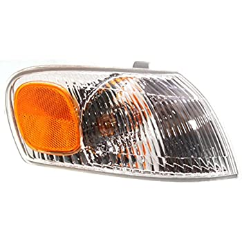 Corner Light Compatible with Toyota Corolla 01-02 Corner Lamp RH Assembly Right Side