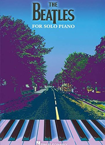 Beatles Piano Book - The Beatles for Solo Piano