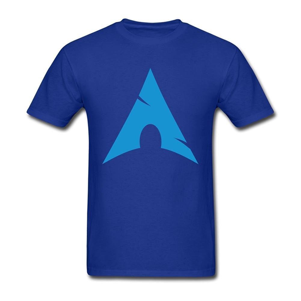 Natividad Olive Homme's Arch Linux Logo T-Shirt XXXX-L