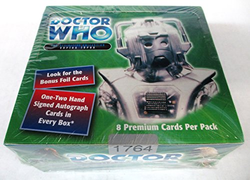 Doctor Who The Definitive Collection Series 3 Trading Cards Box Set by Doctor Who