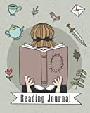 Reading Journal: A Reading Journal for Book Lovers (Best Gifts)