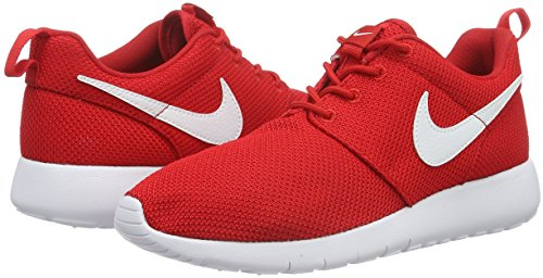 Unisex bambini Scarpe Corsa Nike gs Red Roshe University white Rot Shoe One Da 605 wnHq1SBH