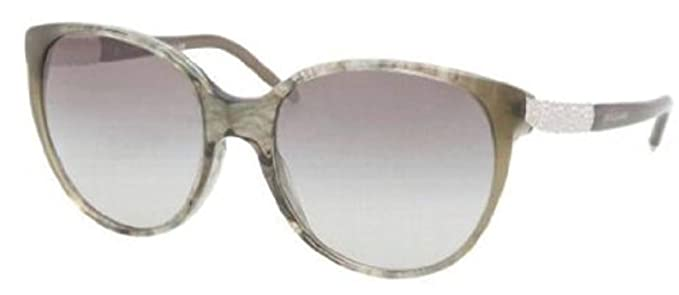 Amazon.com: anteojos de sol Bvlgari BV8101B 524911 Verde ...