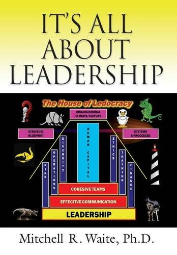 Read Online IT'S ALL ABOUT LEADERSHIP PDF