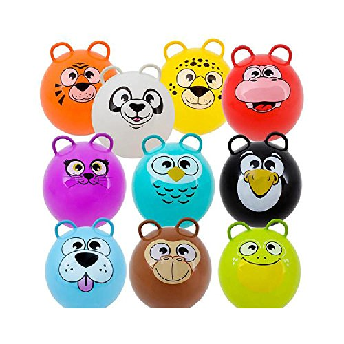 20'' Animal Hopper Balls (With Sticky Notes) by Bargain World