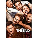 This Is the End One Sheet Poster Print