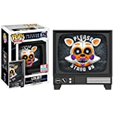 Funko POP! Games Five Nights at Freddy's Sister Location LOLBIT 2017 NYCC Fall Convention Exclusive # 229 Vinyl Figure