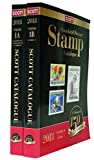 img - for Scott 2018 Standard Postage Stamp Catalgoue, Volume 1: A-B United States, United Nations & Countries of the World: Scott 2018 Volume 1 Catalogue; U.S. & World A-B (Scott Standard Postage Catalogue) book / textbook / text book