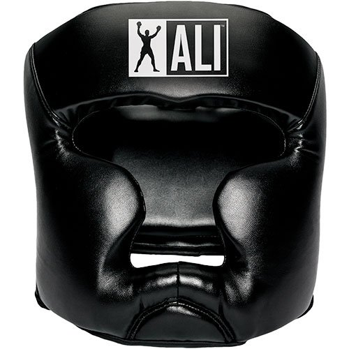 Muhammad Ali – Boxer円アウトラインHeadgear B00M2LO44I Size One Size – ブラック B00M2LO44I, ハットウチョウ:b7d343ab --- capela.dominiotemporario.com