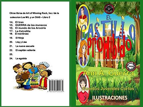 Amazon.com: El Castillo Prohibido (Los MIL y un DIAS: Libro ...