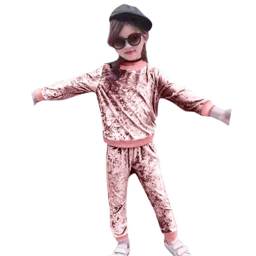 Bambini Abiti Ragazza Autunno Bambini Ragazze Vestiti Set Bambina 18 Mesi  Vestiti Bambino Bambini Bambine Ragazzi 2cbe0d6ef97
