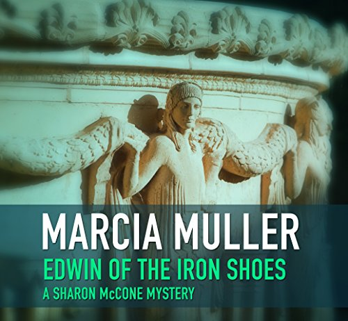Edwin of the Iron Shoes (A Sharon McCone Mystery Book 1) cover