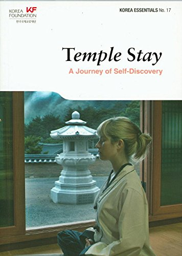 - Temple Stay: A Journey of Self-Discovery (Korea Essentials)