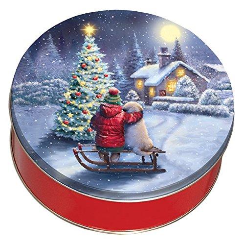 Scott's Cakes Small Empty Spirt of Christmas ()