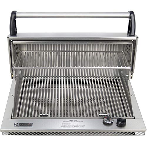 Fire Magic Legacy Deluxe Classic Countertop Grill (Grill-Natural Gas)