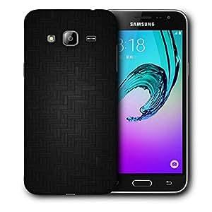 Diseñador Snoogg Teléfono protector de la cubierta del caso para Samsung Galaxy J3
