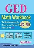 GED Math Workbook 2018 - 2019: The Most