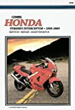 Honda VFR800FI Interceptor, 1998-2000, Clymer Publications Staff, 0892877812