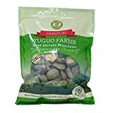 Yuguo Farms | Premium Dried Whole Shiitake Mushrooms | 100% Naturally Grown | Non-GMO Certified | Hand Picked and Packed | 14oz bag