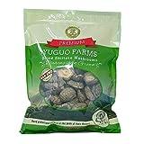 Yuguo Farms Dried Whole Shiitake Mushrooms  100% Naturally Grown, NON-GMO Certified, 14oz bag