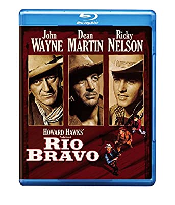 Rio Bravo [Blu-ray]