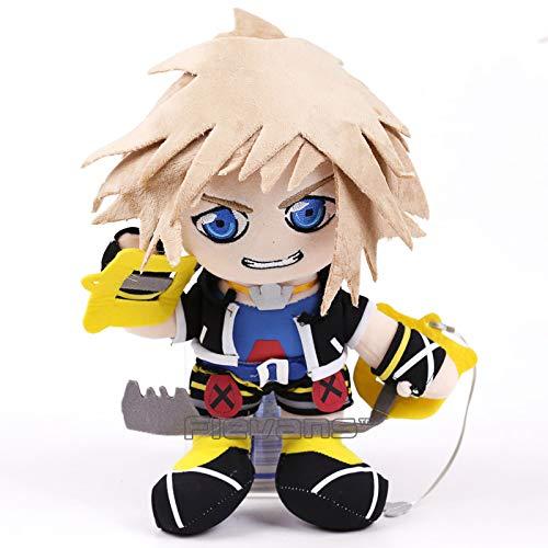 GrandToyZone DOLL SERIES - 30cm (11.8 inch) Kingdom Hearts Sora Plush -